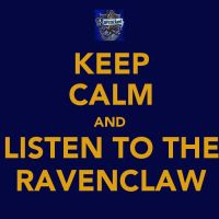 Keep Calm: Ravenclaw by Stop-My-Fall