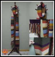 -Doctor Who Scarf- by weird-science