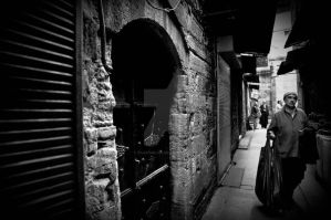 Old Passage by cabironline