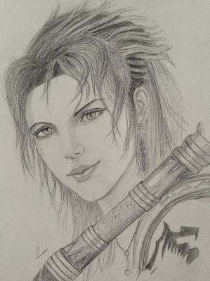 Fang - Final Fantasy XIII (darker version) by artlover-us