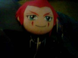 Mai Purty Axel Plushie 8D by WONK2O