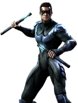 Nightwing by Famguy3