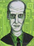 John Waters by Acidhands