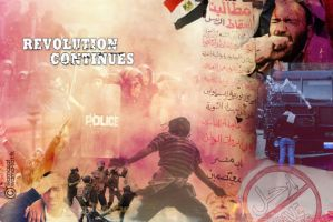 Revolution Continues by wamasat
