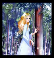 Galadriel by AnnaOriona