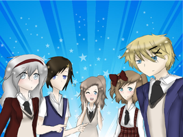 Nordic Club (Nation Child Edition!) by WhatsTheDrizzle