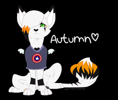 Autumn by AnimaLover126