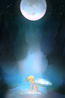 By The Light of The Moon by shadowwolf3933