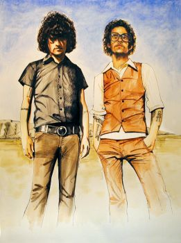 the Mars Volta by Yohan-2014