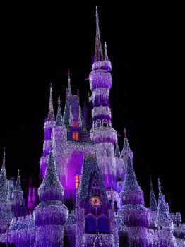 Your Sanctuary Location: Cinderella Castle by HeroMewtwo