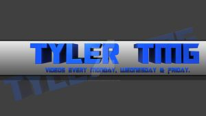 Tyler TMG - YouTube Banner by DefiantArtz