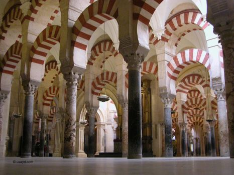 Cordoba Mosque by Usayd