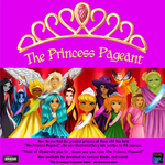 The Princess Pageant On Amazon Kindle by zenx007