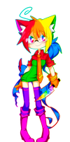 Colorgirl by Sarun0