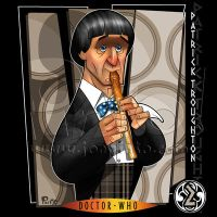 The 2nd Doctor by jonpinto