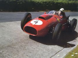 Wolfgang von Trips (1958) by F1-history