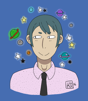 Space Yuta by Knockoutdaleks