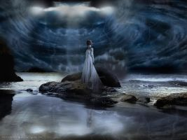 Lady of the Storm by vq6603