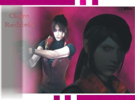 Claire Redfield Wallpaper by Claire-Wesker1