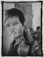 Daryl Dixon by RenanRossi