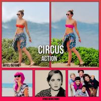 + Circus ACTION. by My-Kryptonite1