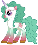 Alexis (Fantasy Fillies) by CloudyGlow