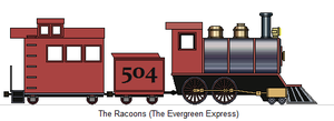 express template engines - train tripped train from it 39 s the wolf by railroadnutjob