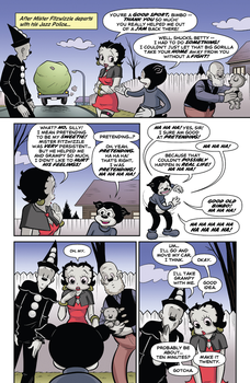 Betty Boop Dynamite Comic #2 (Page 19) by Rapper1996