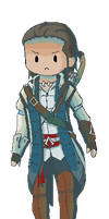 AC3- Connor by kakaleng1