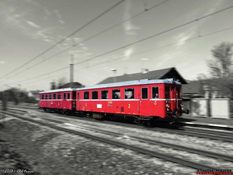 Old train by PaSt1978