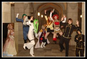 Code Geass Party by Floatyman