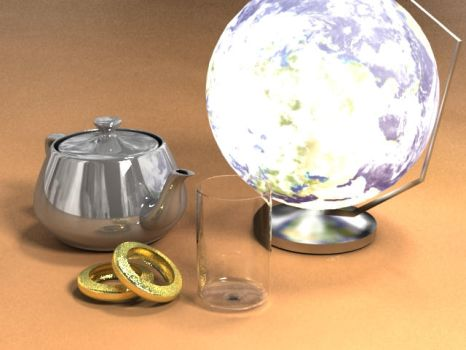 Vray Test 2 by eaky