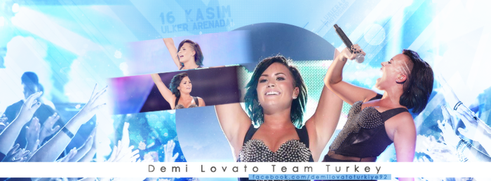 +LP Demi Lovato by DLovatic1