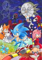 Sonic Adventure 2 by Stormrina