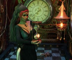 Time goes by - so slowly by Hera-of-Stockholm