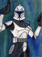 Captain Rex by Zaphoid13
