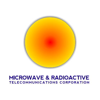 Microwave and Radioactive Logo Rebrand by TraderSonicTDSWorld