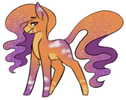 Galaxy Adopt 12 by The-Sacred-Rose
