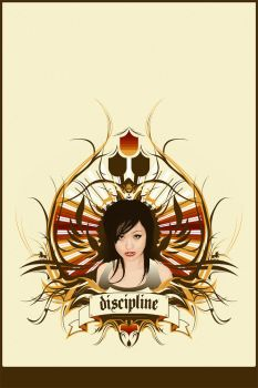 Discipline by atobgraphics