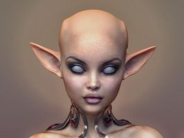 Ghost Elf v1 by Livius70