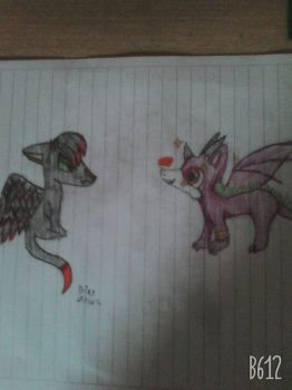 Butterfly! *-* by Dixythefox