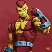 Daily Sketches The Shocker by fedde