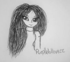 New drawing! by purpllelollovezz