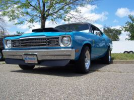 '73 Duster by DetroitDemigod