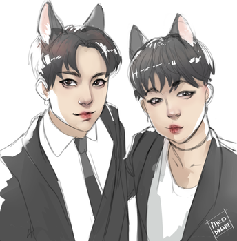 Jikoocuties by meodwarf