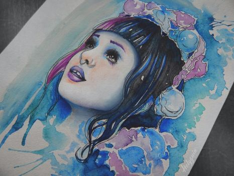 Melanie Martinez Tag, You're It by Penguin-Hunter