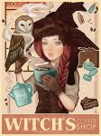 Witch's Coffee Shop by Miss-Etoile