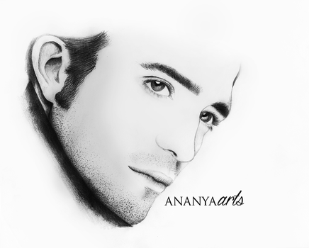 Robert Pattinson by AnanyaArts