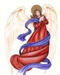 Angel of peace by DreamyNaria