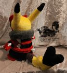 Cosplay Pikachu Rockstar - Back by Forge-Your-Fantasy